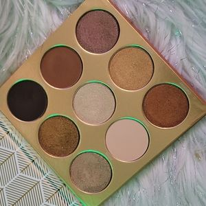 Juvias Place The Warrior Eye Shadow Palette